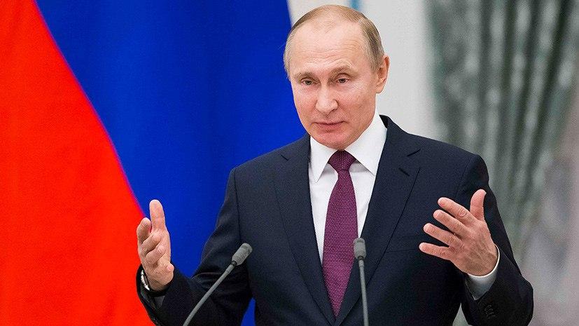 В Кремле прокомментировали данные о плане Путина по повышению уровня жизни россиян