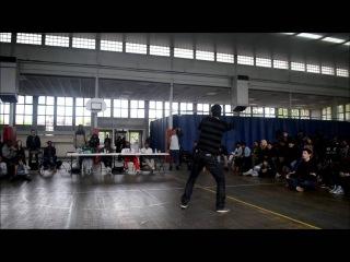 Goku (RK) Vs Fayez (C4) x Hunger Games Battle