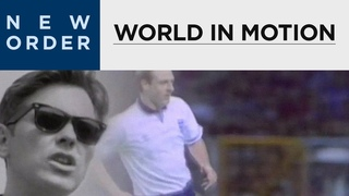 New Order - World In Motion (Official Music Video) [HD Upgrade]