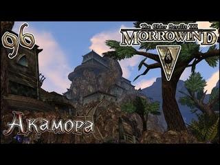 TES 3: Morrowind Tamriel Rebuilt, #36 ► Возвращение в Акамору (96)