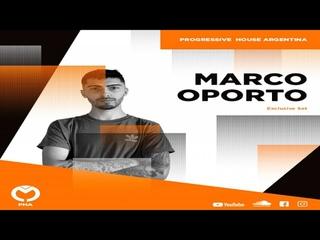 Marcos Oporto - Progressive House Argentina -