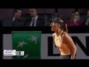 Maria Sharapova progresses to the InteBNLdItalia third round! - - Defeats Dominika Cibulkova 3-6, 6-4, 6-2!
