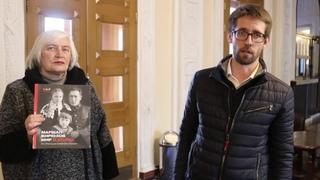 В Музей-заповедник передан альбом из семейного архива прославленного маршала Бирюзова