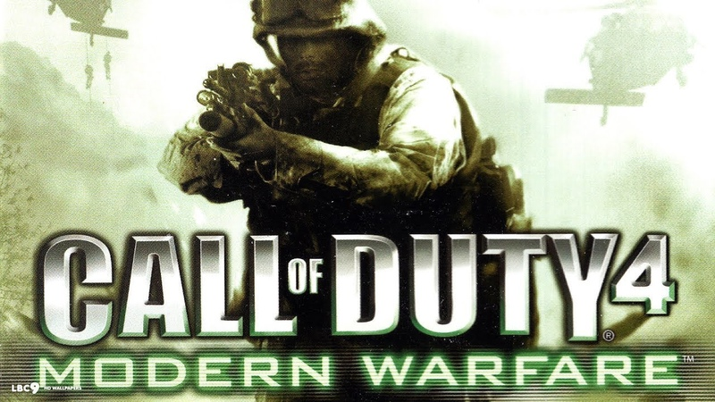 Call of Duty 4.Modern Warfare.13.Папенькин сынок
