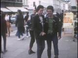 Взрыв панк-движения,в Великобритании в 70-х и 80-х годах.