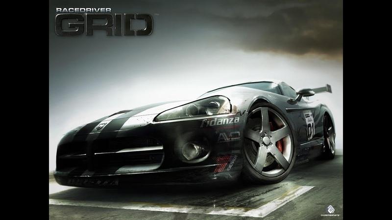 ● Race Driver GoRiD● В этой серии есть ночной тогэ про