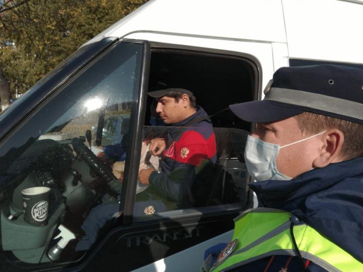 В Башкирии строго взялись за водителей и пассажиров