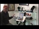 Andy Evansen Painting Demo