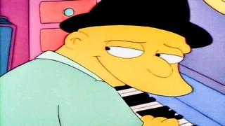 """голос Майкла Джексона - будет удален из """"Симпсонов"""""""