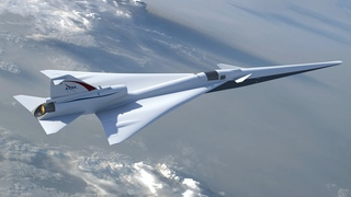 NASA EDGE: Low-Boom Flight Demonstration