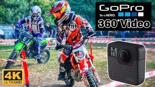 Trial Kids MINI BIKE Apollo50 /  GoPro 360 4k HD / TimaKuleshov