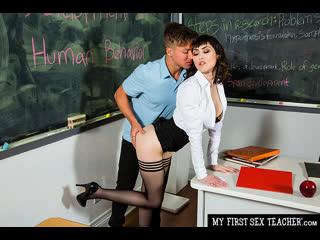 Naughty America - My First Sex Teacher / Audrey Noir & Jay Romero