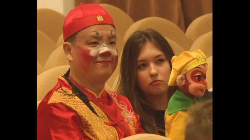 Пресс-конференция- открытие Первого Международного фестиваля театров кукол Карусель сказок в Чебоксарах