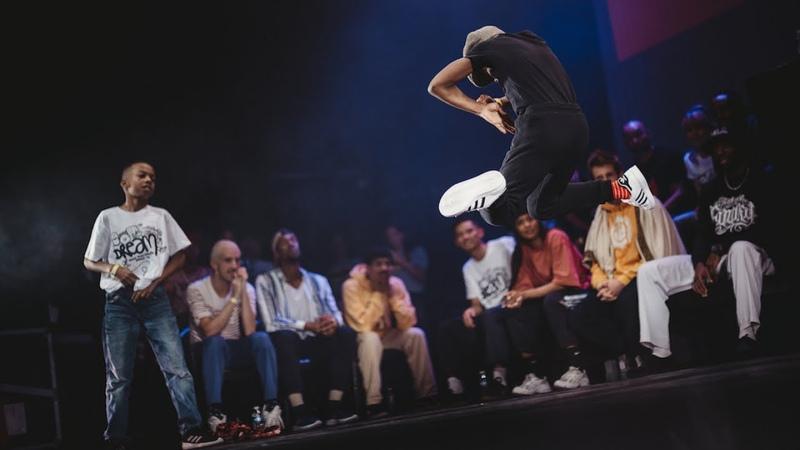 Amazing performance by Willis on Kitale by Dj SamOne at ILTD ALL STAR KIDS