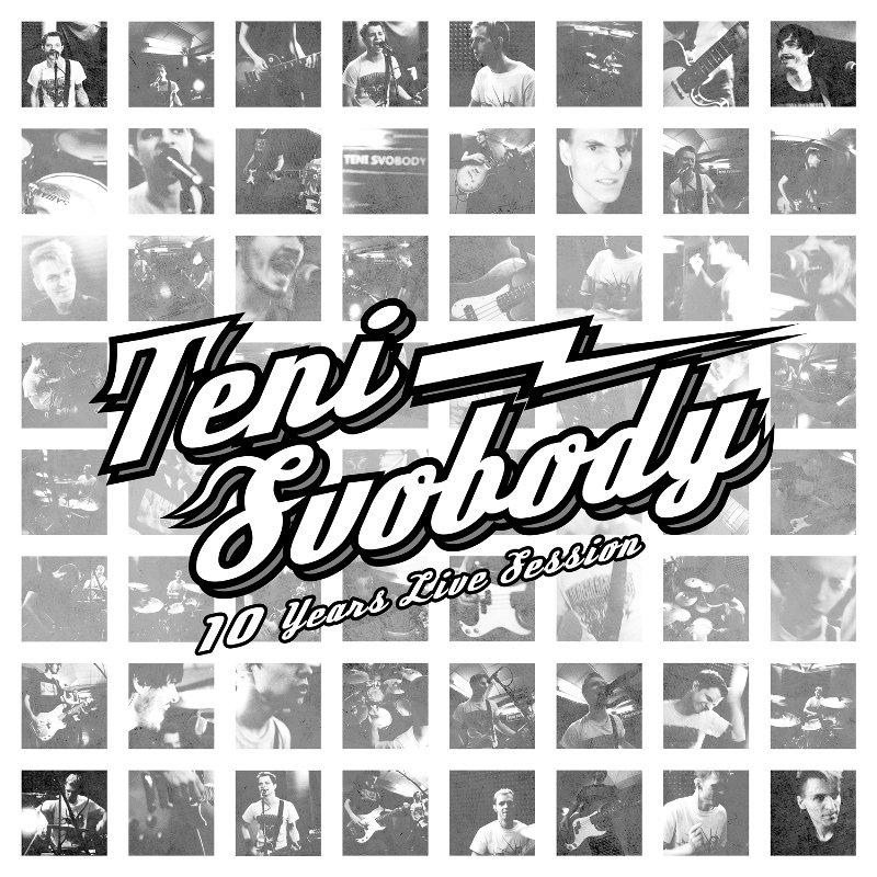 Тени Свободы album 10 Years Live Session