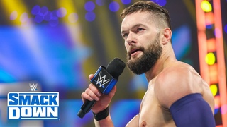 ФИНН ПОТЕРЯЛ УЛЫБКУ // WWE SMACKDOWN