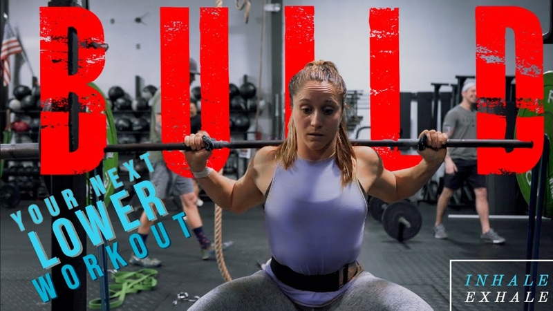 Kristi Eramo Squats Supersets TWO NEW ACCESSORY LIFTS