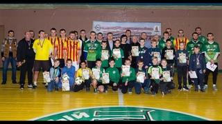 Завершился турнир по мини - футболу на кубок газеты «Красное знамя»