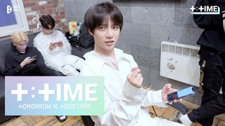 [T:TIME] Recording New T:TIME Transitions