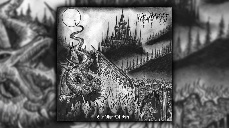 Kalameet The Age Of Fire full album