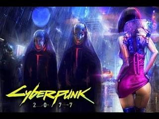 Cyberpunk 2077 Сosplay Сontest: Игромир 2019