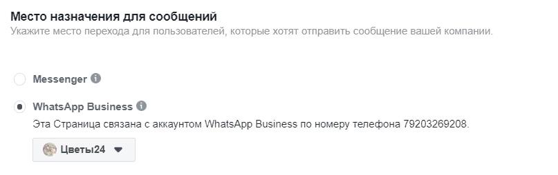 Как продвигать бизнес с WhatsApp: создаем профиль компании и настраиваем рекламу, изображение №18