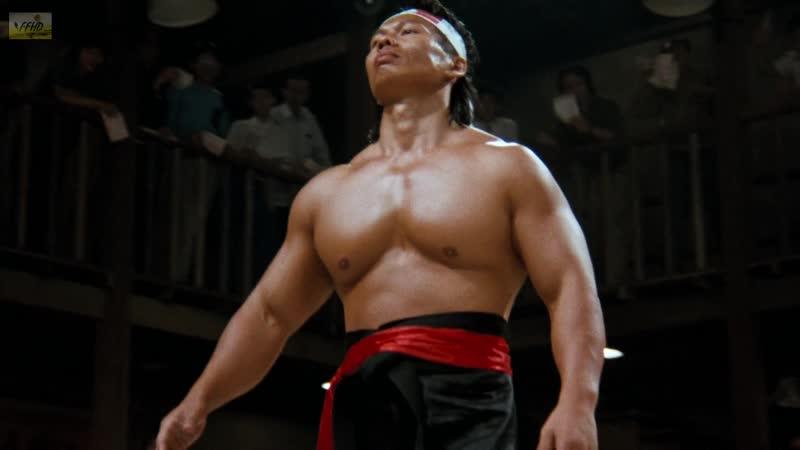 Первый день Кумите Кровавый спорт Bloodsport 1988 Фрагмент из фильма