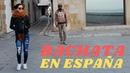 Bailando Bachata en España Spanish Girl Dakota y Edwin