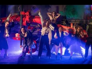 Танцевальный клип инклюзивной команды .