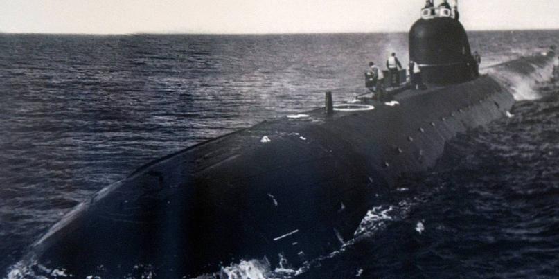 Подводная лодка К-181