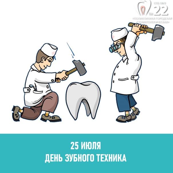 День зубного техника поздравление