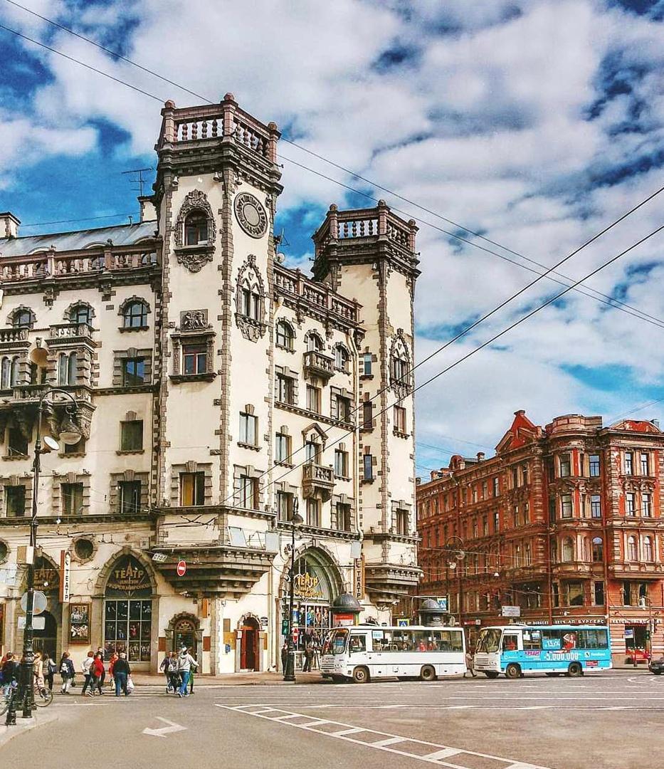 Московская славянка санкт петербург фото что был