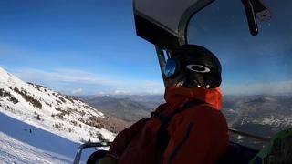 GoPro HD Snowboard Шерегеш 2021
