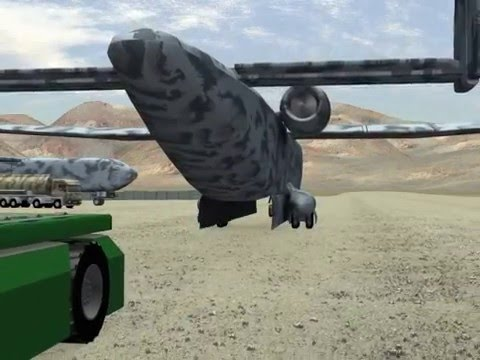Dorsal Military UAV Platform Flexible Duty Highly Configurable
