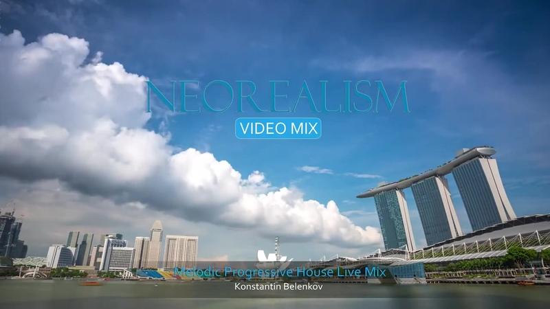 Konstantin Belenkov Video Mix 1 @ Neorealism