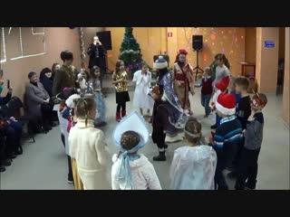 """Новогоднее тетрализованное представление  """"Волшебный сундучок""""  Урдомский Дом Культуры   года"""