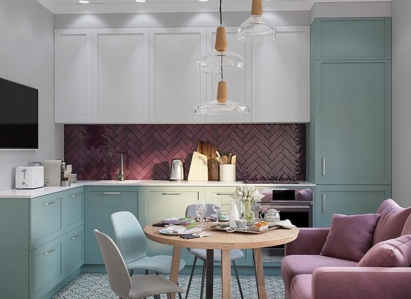 7 проектов от профи, как оформить дизайн кухни-гостиной площадью 12 м2, изображение №1
