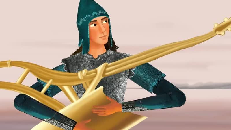 51 Царский сын Tsars son Древняя скифская легенда