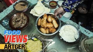 What Mongolian Breakfast Is Like | Food Views