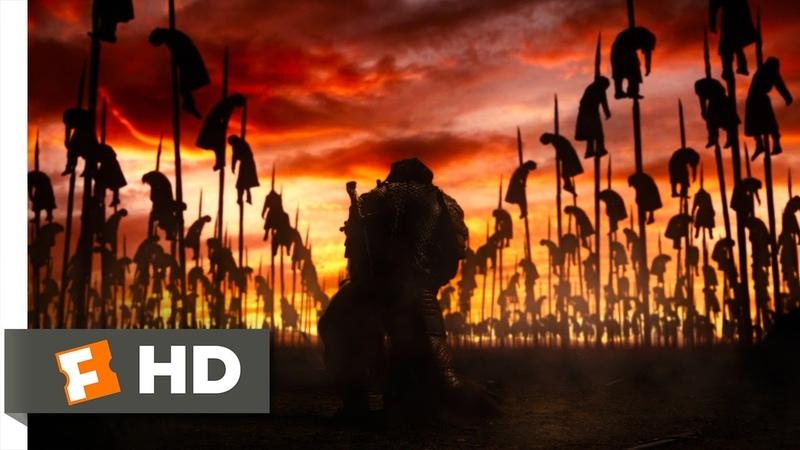 Dracula Untold 1 10 Movie CLIP Vlad the Impaler 2014 HD