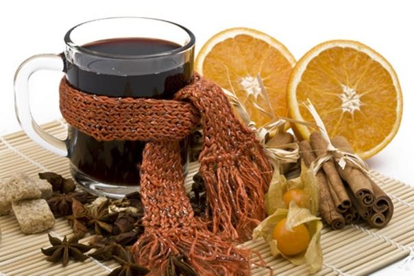 10 лучших напитков, которые поставят вас на ноги при простуде.