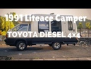 1991 Toyota Liteace Truck 4x4 Camper by OttoEx