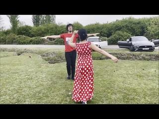 Cамая Супер Лезгинка 2021 Девушка Танцует Просто Классно Чеченская Песня Юсуп Саиев Lezginka ALISHKA
