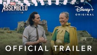Marvel Studios' Assembled: The Making of Loki   Official Trailer