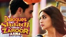Shaadi Mein Zaroor Aana Dialogues - Rajkummar Rao, Kriti Kharbanda - Latest Bollywood movies 2017