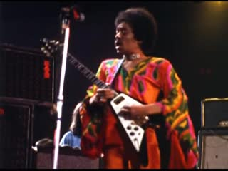 Blue Wild Angel - Jimi Hendrix- Live At The Isle Of Wight 1970