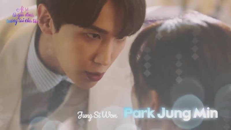 Ai sẽ là gia đình tương lai của tôi [Ep3] - Hariwon, Parkjungmin, Shinwonho (1)
