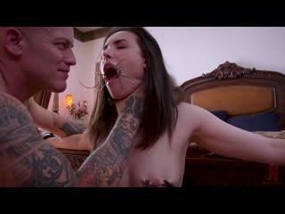 Casey Calvert & Kasey Warner - KINK Productions: Hardcore Fucked with 2 sluts (2020)  [Blowjob, Anal, BDSM, Threesome]