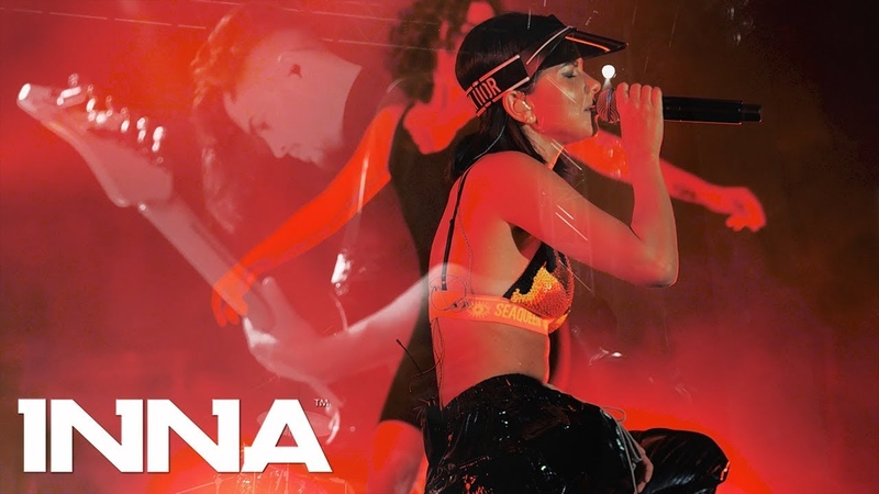 INNA | On The Road 253 - INNA Tour Cesme
