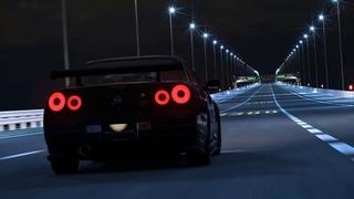 Touge Drift Night - SKELER vs LXST CXNTURY - Phonk and Future Garage Mix